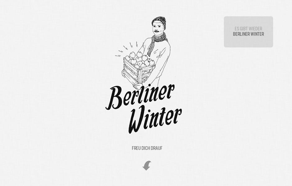 Berliner Winter, Benjamin Fischer