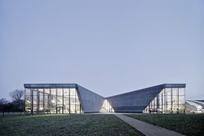Museum für Luftfahrt und Aviationpark in Krakau, Polen | © Pysall Architekten